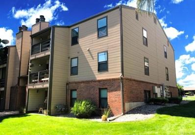 499 Wright Street UNIT 102, Lakewood, CO 80228 - #: 9678125