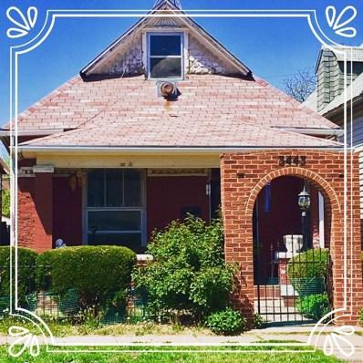 3443 N Lafayette Street, Denver, CO 80205 - MLS#: 9681399