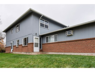 7309 W Hampden Avenue UNIT 502, Lakewood, CO 80227 - MLS#: 9684204