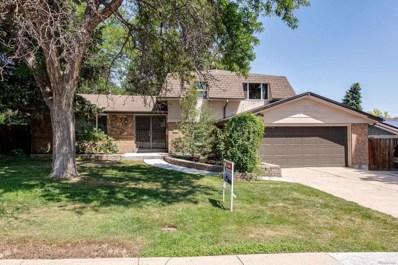 8727 E Girard Avenue, Denver, CO 80231 - #: 9685528