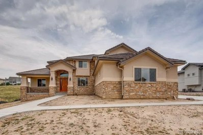5704 Distant View Place, Parker, CO 80134 - MLS#: 9685565