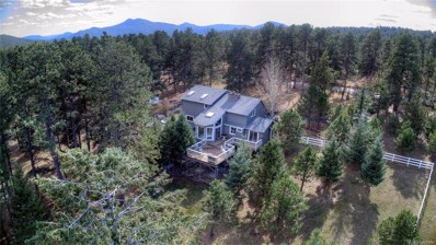 24907 Stanley Park Road, Evergreen, CO 80439 - #: 9688426