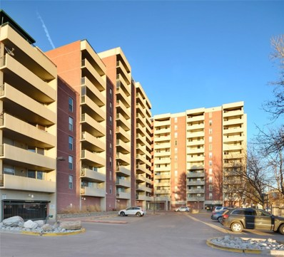 601 W 11th Avenue UNIT 903, Denver, CO 80204 - MLS#: 9689961