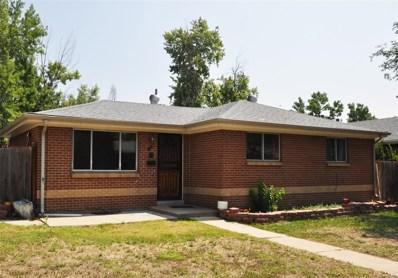 1104 S Fenton Street, Lakewood, CO 80232 - #: 9690447
