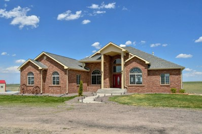 5504 S Lilly Creek Court, Byers, CO 80103 - #: 9691017