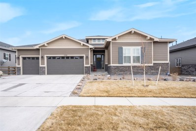 7190 S Riverwood Way, Aurora, CO 80016 - MLS#: 9691646