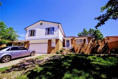 14663 E Gunnison Place, Aurora, CO 80012 - #: 9692445