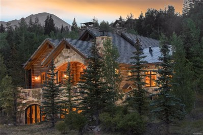 160 Bull Lake Court, Silverthorne, CO 80498 - #: 9696599