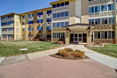 9655 E Center Avenue UNIT 9B, Denver, CO 80247 - #: 9696741