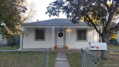 940 Julian Street, Denver, CO 80204 - MLS#: 9697491