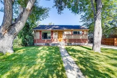 7778 Quivas Street, Denver, CO 80221 - MLS#: 9702129