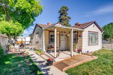 571 S Stuart Street, Denver, CO 80219 - #: 9703700
