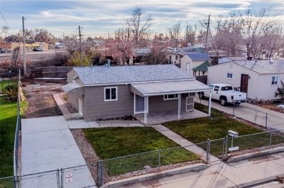 6830 E 75th Place, Commerce City, CO 80022 - MLS#: 9706690