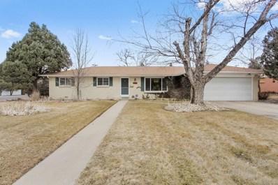 780 Crescent Drive, Boulder, CO 80303 - MLS#: 9712217