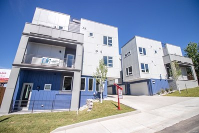 445 S Forest Street UNIT 6, Denver, CO 80246 - #: 9713430