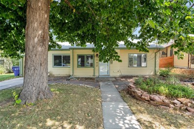 3062 S Flamingo Way, Denver, CO 80222 - MLS#: 9714469