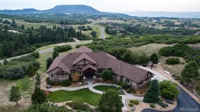3499 Castle Butte Drive, Castle Rock, CO 80109 - MLS#: 9714546