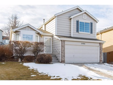 2486 W 111th Court, Westminster, CO 80234 - MLS#: 9715664