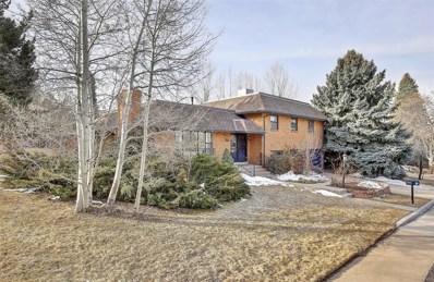 8606 E Lehigh Avenue, Denver, CO 80237 - #: 9720659