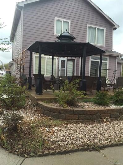 2366 S Oswego Street, Aurora, CO 80014 - #: 9721782