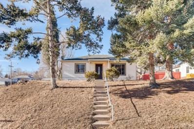 795 S Navajo Street, Denver, CO 80223 - #: 9723536