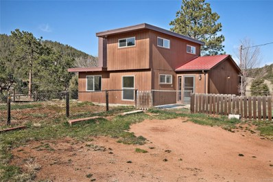 16810 County Road 126, Pine, CO 80470 - MLS#: 9729743