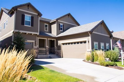 10781 Hillsboro Street, Parker, CO 80134 - MLS#: 9731288
