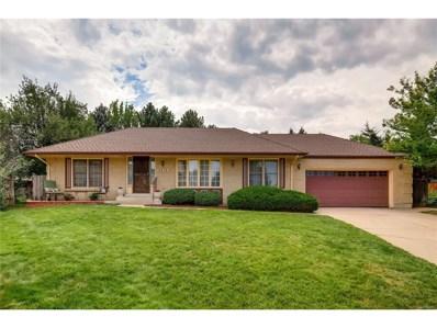 2070 S Ingalls Way, Lakewood, CO 80227 - MLS#: 9732896