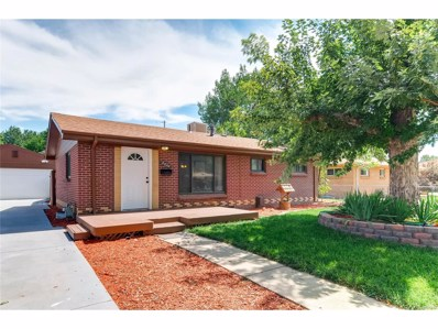 3024 Wheeling Street, Aurora, CO 80011 - MLS#: 9740037