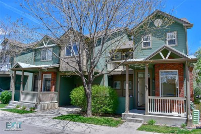 818 S Terry Street UNIT 99, Longmont, CO 80501 - #: 9744875
