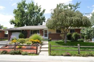 6581 Harlan Street, Arvada, CO 80003 - MLS#: 9745917