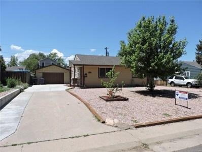 2671 S Hazel Court, Denver, CO 80219 - #: 9750160