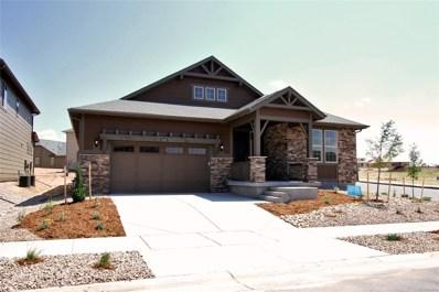 8216 Arapahoe Peak Street, Littleton, CO 80125 - MLS#: 9753009