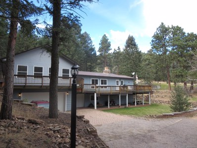 5980 Cliff Road, Evergreen, CO 80439 - #: 9754399
