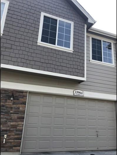 15964 E Geddes Lane UNIT 42, Aurora, CO 80016 - #: 9757088