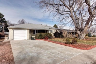 2725 S Garfield Street, Denver, CO 80210 - MLS#: 9757397