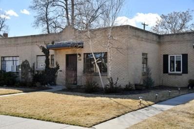 1581 Fairfax Street, Denver, CO 80220 - MLS#: 9760281