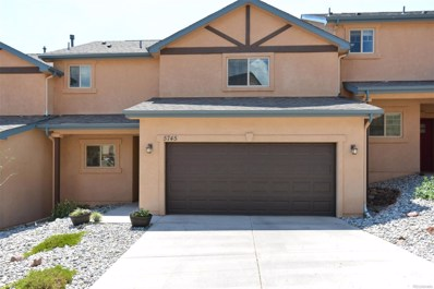 5745 Canyon Reserve Heights, Colorado Springs, CO 80919 - MLS#: 9766899