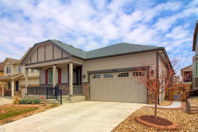 5024 S Versailles Circle, Aurora, CO 80015 - #: 9768918