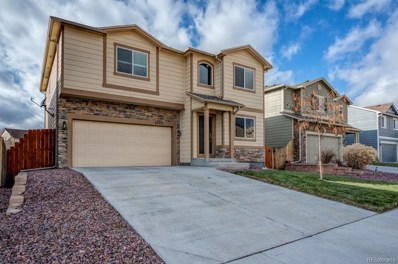 3773 Reindeer Circle, Colorado Springs, CO 80922 - MLS#: 9770243