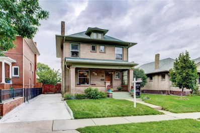 2717 N Vine Street, Denver, CO 80205 - MLS#: 9772250