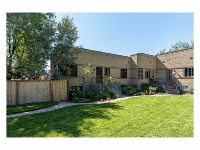 1579 Grape Street UNIT 1579, Denver, CO 80220 - MLS#: 9777288