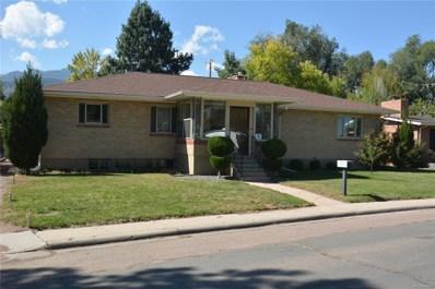 130 Fox Avenue, Colorado Springs, CO 80905 - MLS#: 9779208