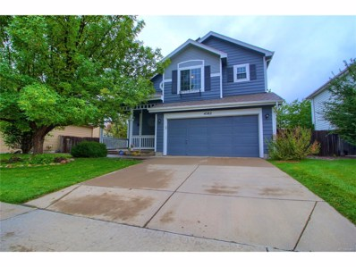4582 W 123rd Place, Broomfield, CO 80020 - MLS#: 9779652