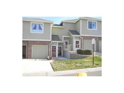 5544 Lewis Street UNIT 105, Arvada, CO 80002 - MLS#: 9785555