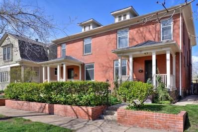411 N Emerson Street, Denver, CO 80218 - #: 9787996