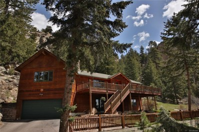 7322 Silverhorn Drive, Evergreen, CO 80439 - #: 9790979