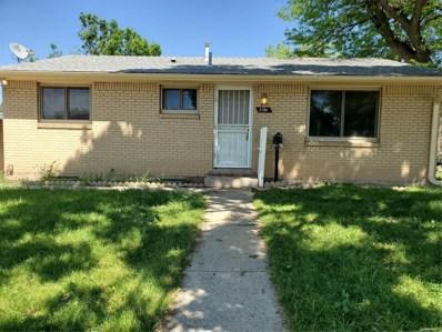 3798 S Hooker Street, Englewood, CO 80110 - #: 9791040