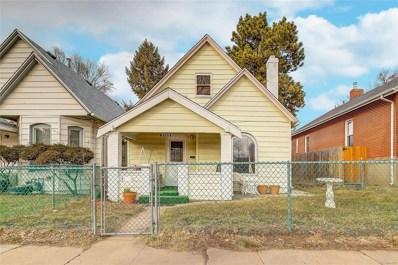 3325 W 33rd Avenue, Denver, CO 80211 - MLS#: 9792077