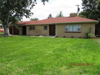 7650 W 48th Avenue, Wheat Ridge, CO 80033 - MLS#: 9798557